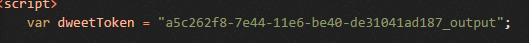 Freeboard 上的 JS 编辑器